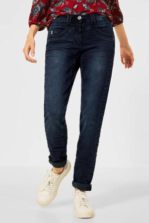 slim fit jeans Scarlett blue black
