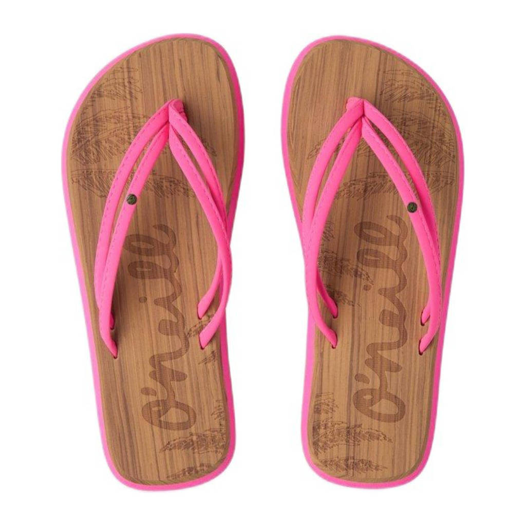 O'Neill Ditsy Sandals  teenslippers roze, Roze/Rosa Shocking