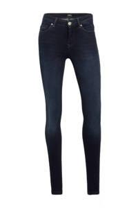 ONLY skinny jeans ONLSHAPE dark denim, Dark denim