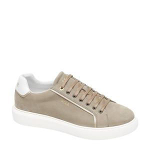 Vito  nubuck sneakers taupe