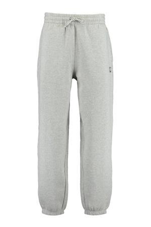 regular fit broek Crest light grey melange