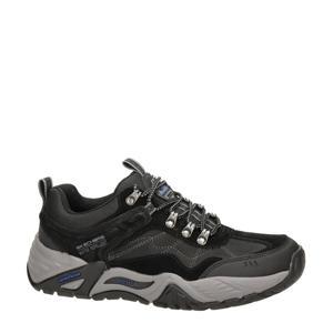Archfit Recon  suède sneakers zwart