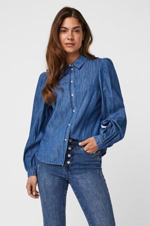 blouse VMNILY  blauw