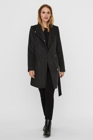 coat donkergrijs