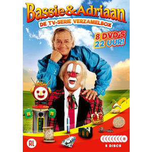 Bassie & Adriaan - De TV - Series  (DVD)