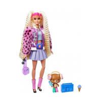 Barbie Extra Doll met blonde paardenstaartjes