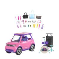 Barbie  Big City Big Dreams Auto