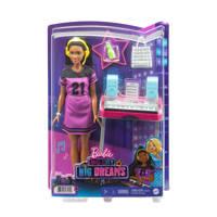 Barbie Big City Big Dreams Brooklyn Recording Studio speelset