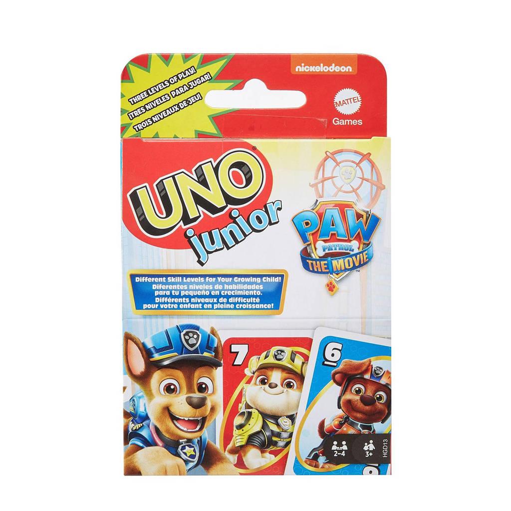 Mattel UNO Jr Paw Patrol kaartspel