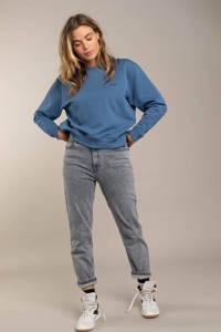 Anna Blue sweater blauw, Blauw