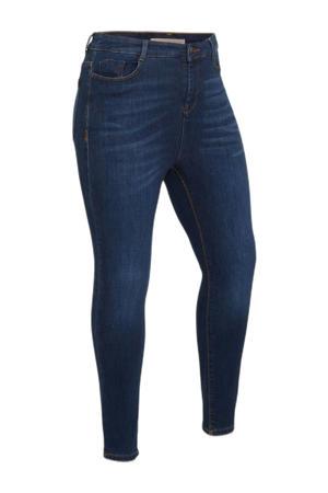 high waist skinny jeans CHLOE dark denim