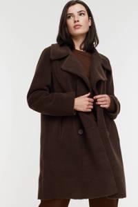 ESPRIT Women Collection teddy winterjas bruin, Bruin