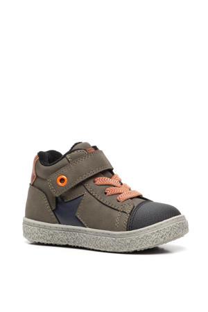 hoge sneakers kaki