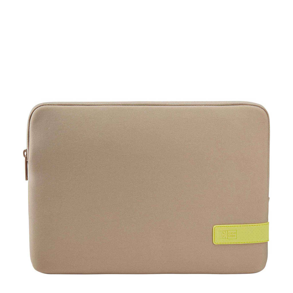 Case Logic Reflect 13 inch laptop sleeve (taupe), Taupe