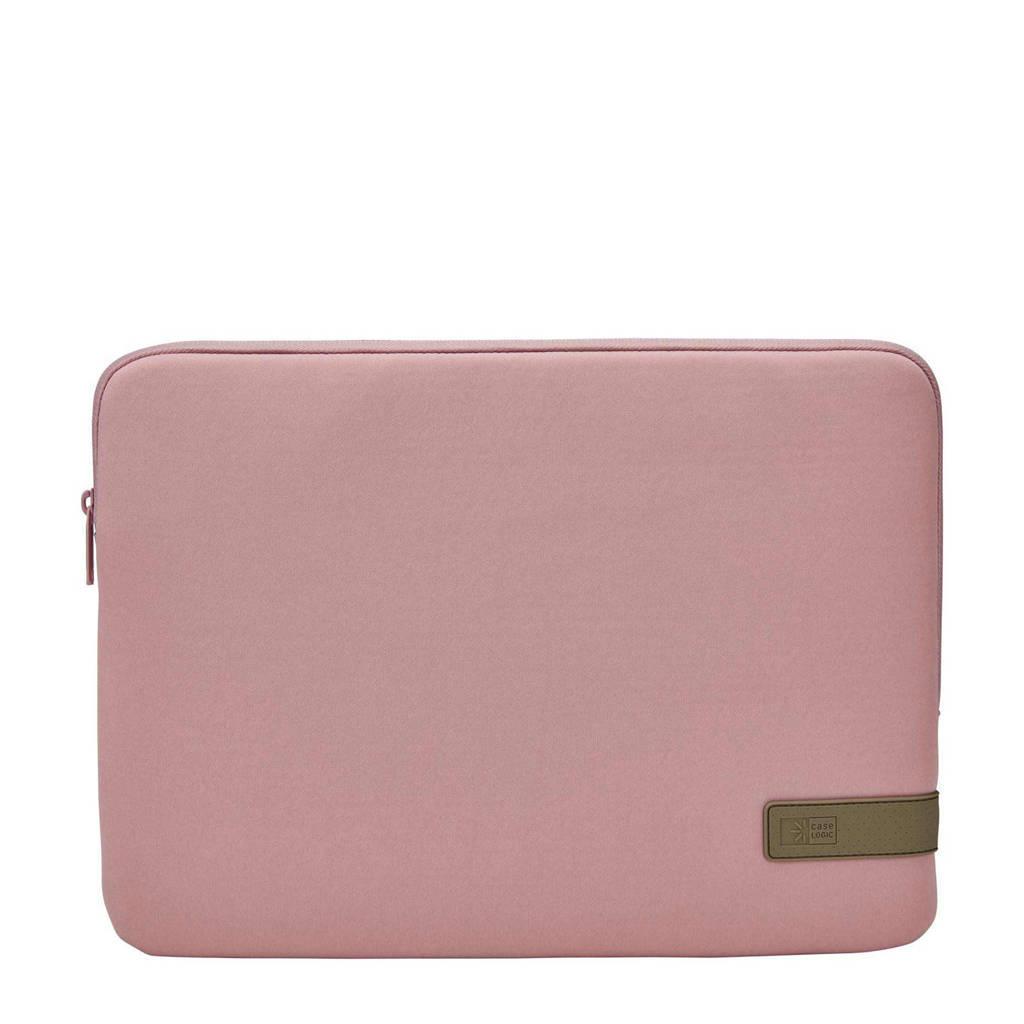 Case Logic Reflect 14 laptop sleeve (Roze)