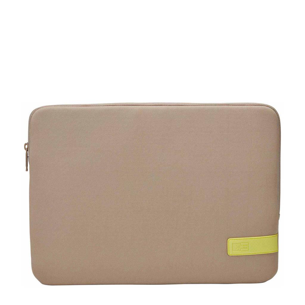 Case Logic Reflect 15.6 laptop sleeve (Taupe)