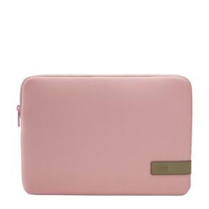 Reflect Macbook 13 laptop sleeve (Roze)