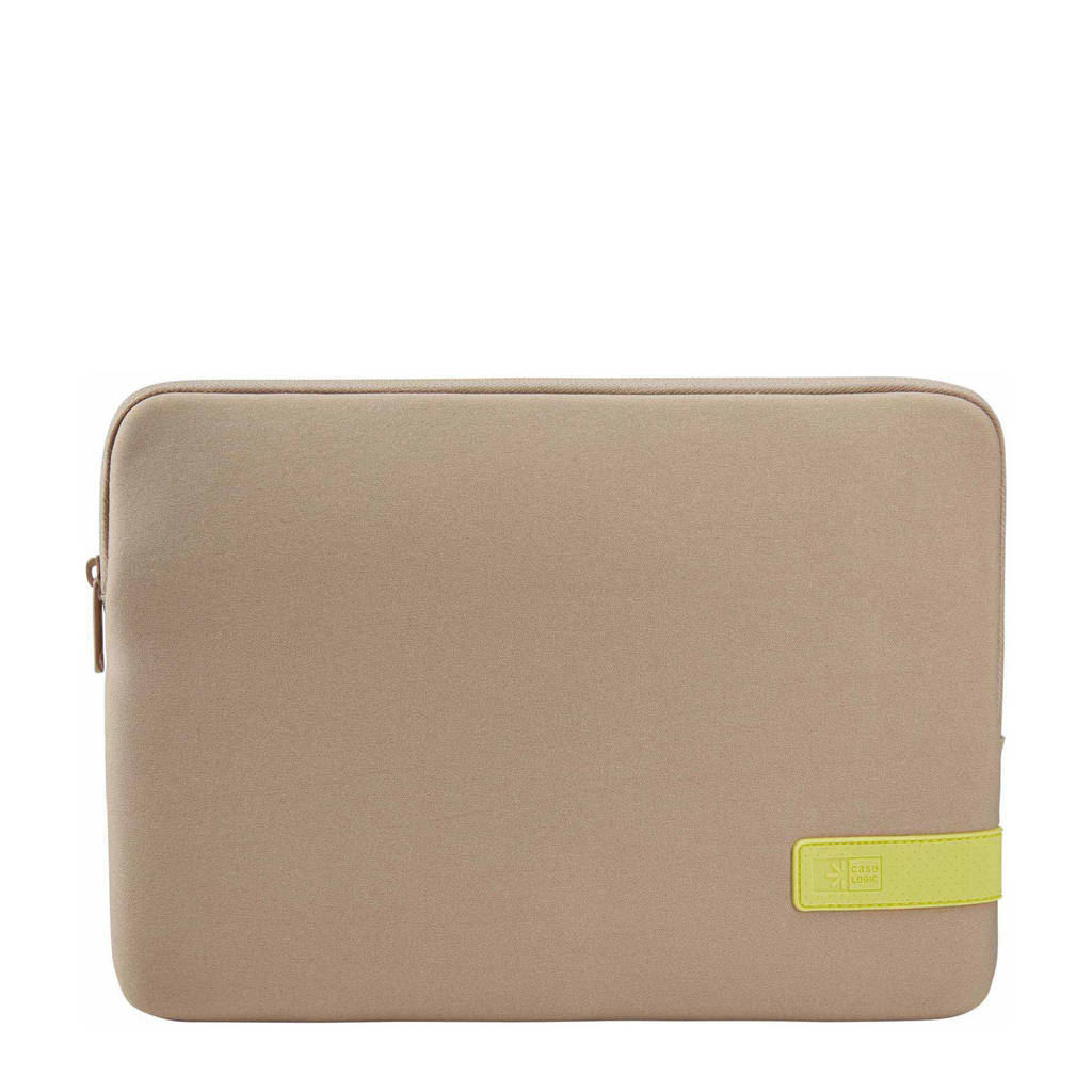 Case Logic Reflect 13.3 inch laptop sleeve (taupe), Taupe