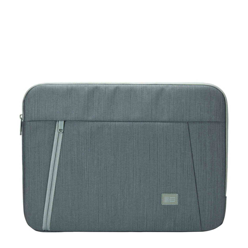 Case Logic Huxton 15.6 15.6 inch laptop sleeve (blauw), Blauw