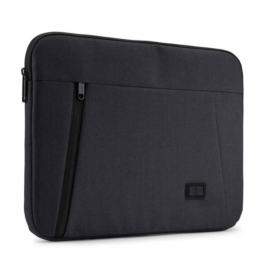 Case Logic Huxton 13.3 inch laptop sleeve, Zwart