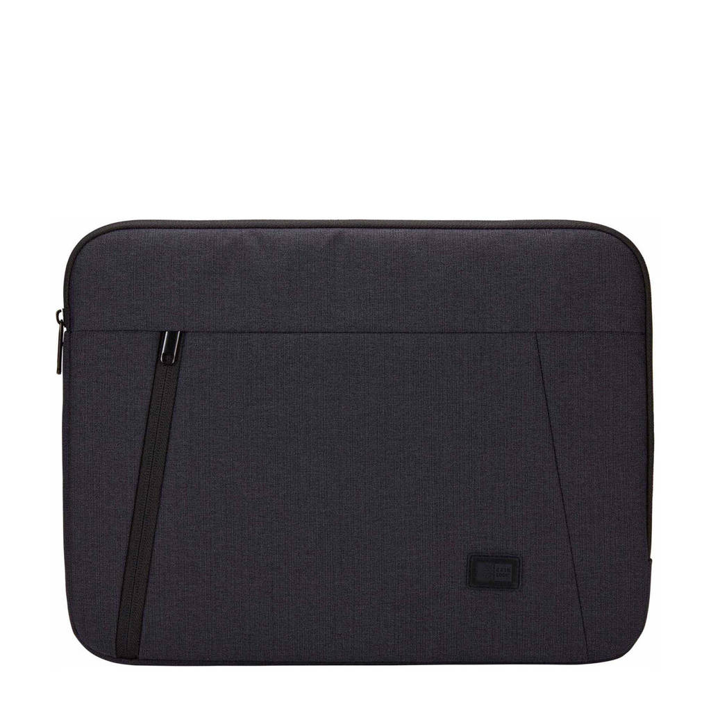 Case Logic Huxton 14 laptop sleeve (zwart), Zwart
