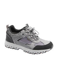 Landrover   wandelschoenen grijs/zwart, Grijs/zwart