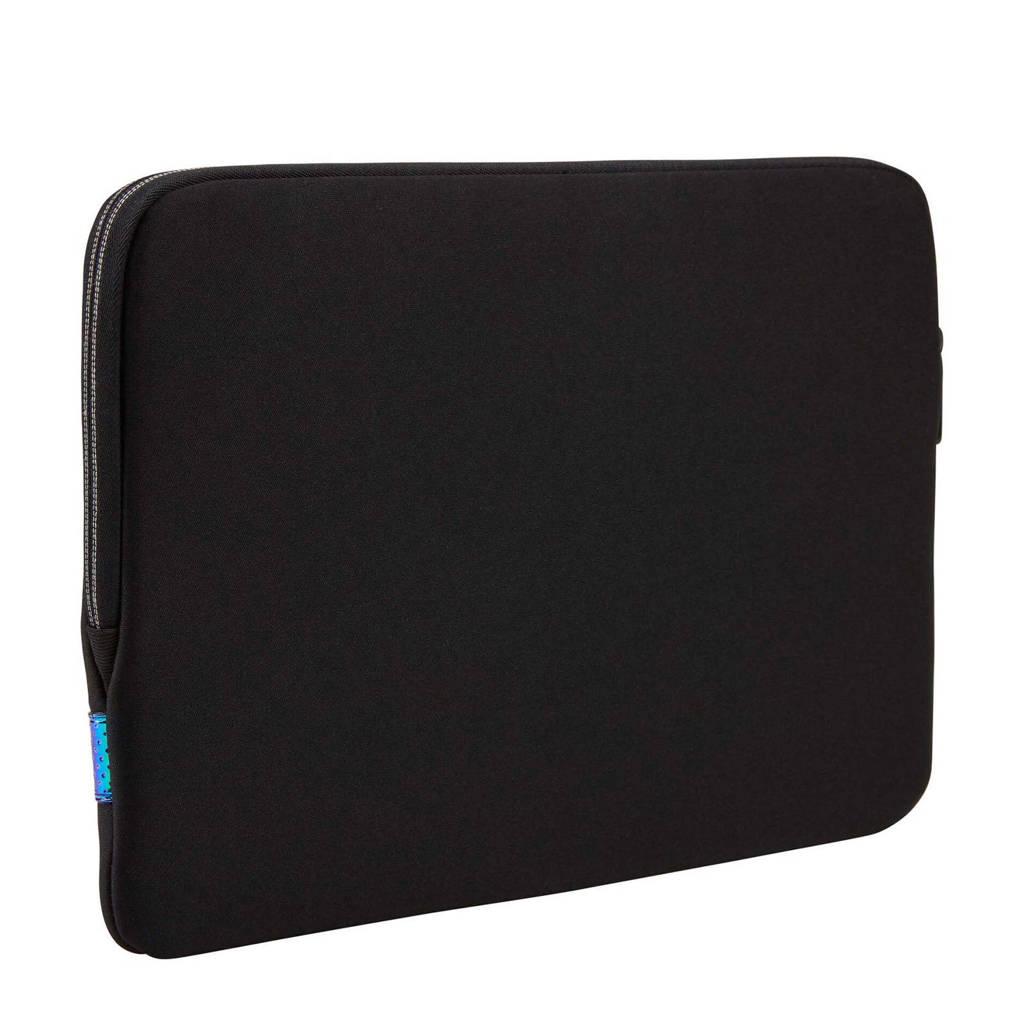 Case Logic Reflect 13.3 inch laptop sleeve, Zwart/grijs