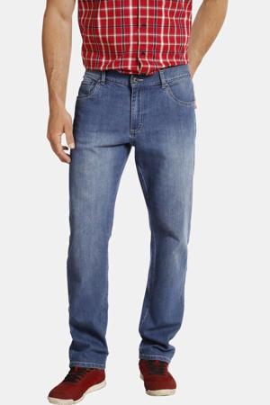 loose fit jeans SAKU Plus Size blauw
