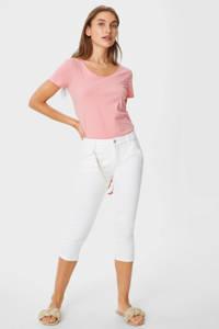 C&A skinny capri jeans wit, Wit