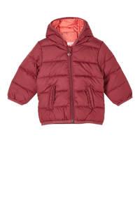 s.Oliver baby gewatteerde winterjas roze, Roze