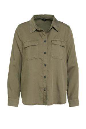 blouse ONLNEW groen