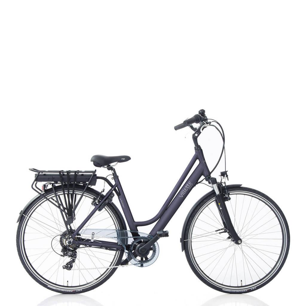 Villette le Bonheur AM elektrische fiets 50 cm, Grey Blue