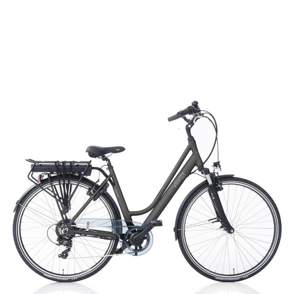 Villette le Bonheur AM elektrische fiets 50 cm, Coal grey