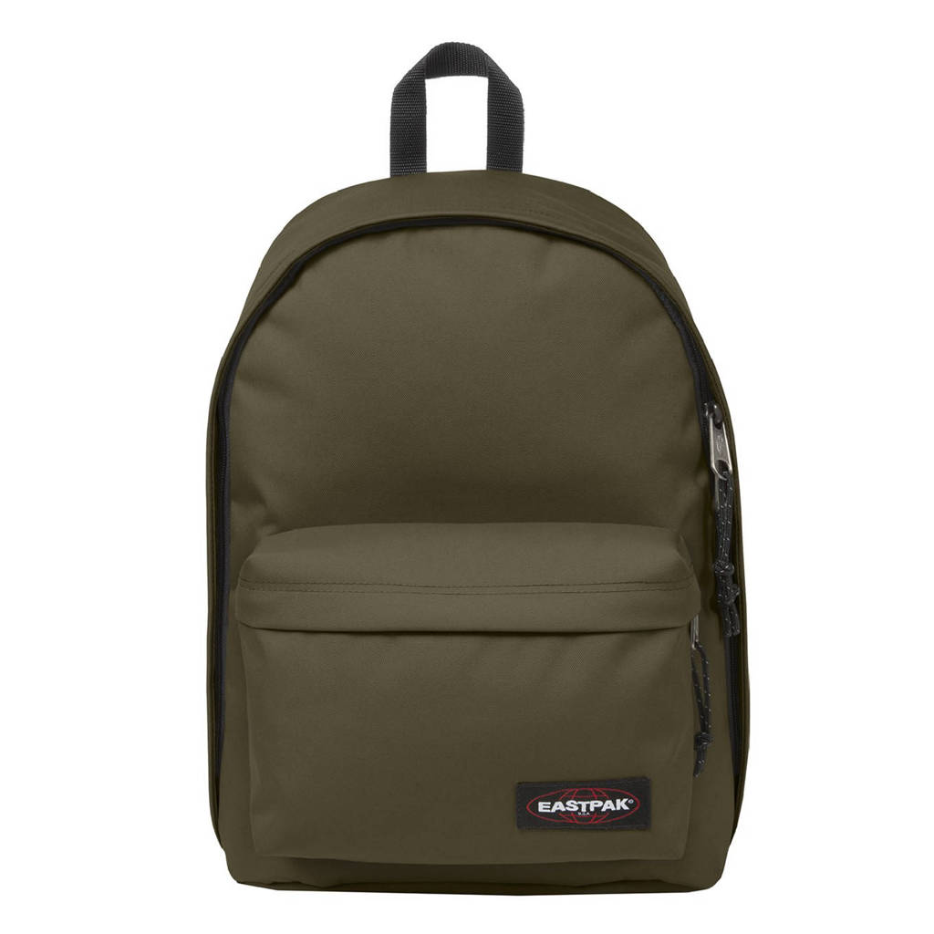 Eastpak  rugzak Out of Office kaki, Army olive