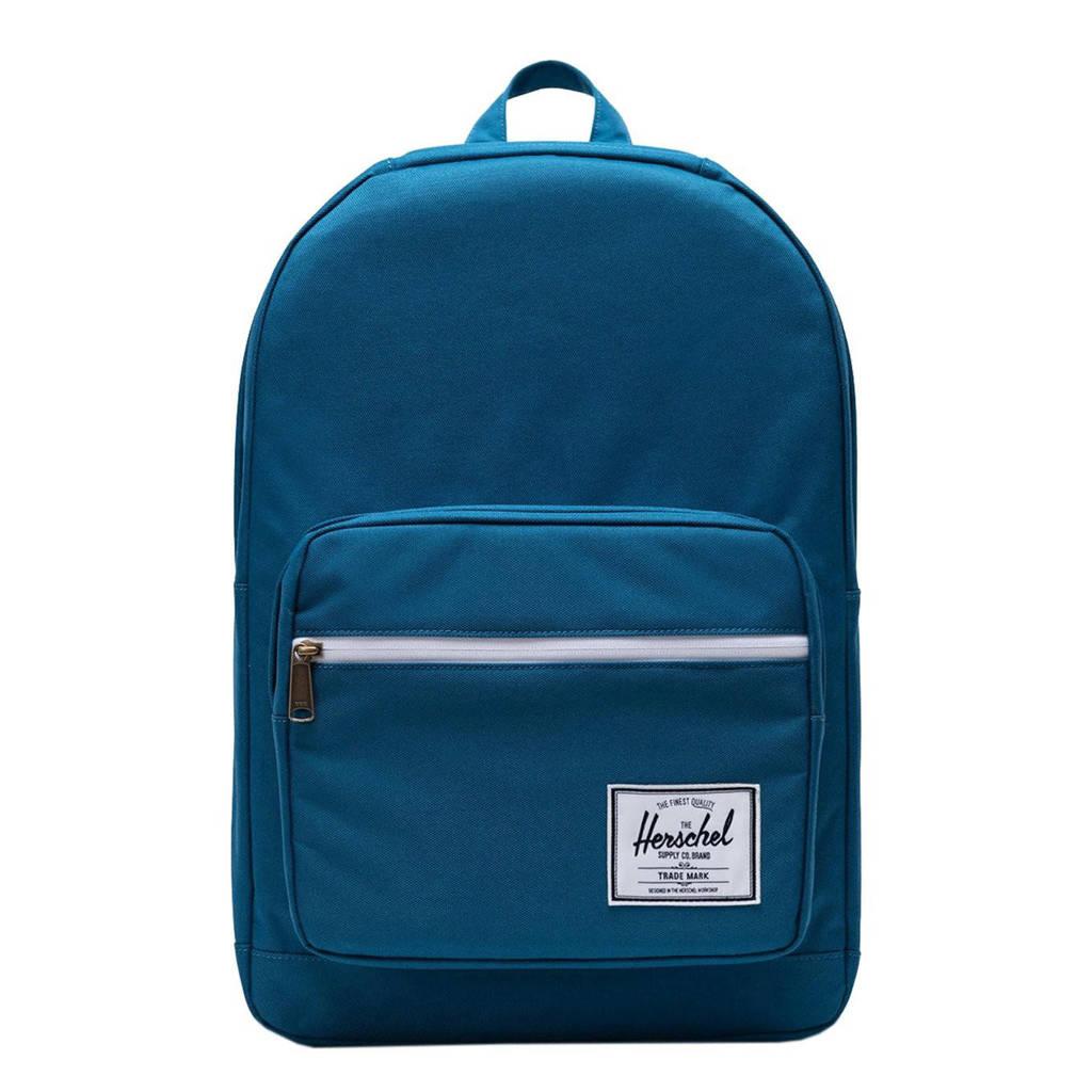 Herschel  rugzak Pop Quiz blauw, Morroccan blue