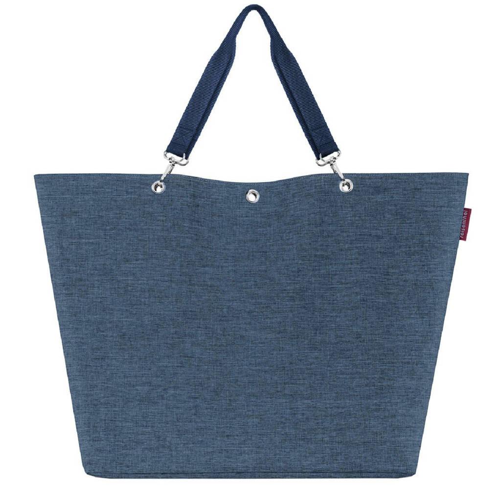 Reisenthel  shopper Shopping XL blauw, Blauw