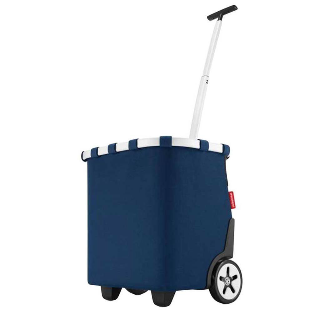 Reisenthel  boodschappentrolley Shopping Carrycruiser donkerblauw, Donkerblauw