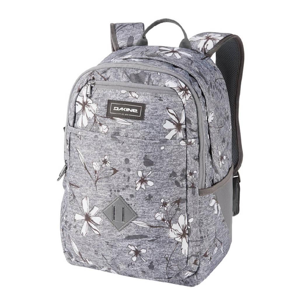 Dakine  rugzak Essentials Pack grijs, Crescent floral