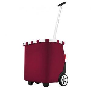 boodschappentrolley Shopping Carrycruiser donkerrood