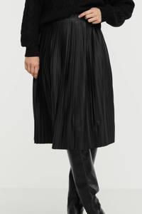 ICHI coated rok IHKATH zwart, Zwart