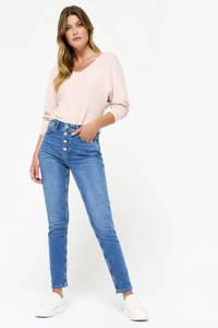 LOLALIZA slim fit jeans medium blue, Medium blue