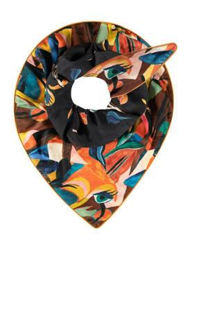sjaal Double Artist Palette multi