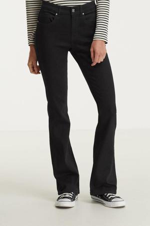 flared jeans ONLHUSH black