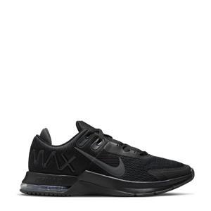 Air Max Alpha Trainer 4 fitness schoenen lichtgrijs/wit/roo zwart/antraciet