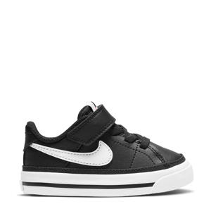 Court Legacy  sneakers zwart/wit