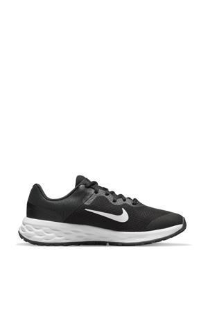 Revolution 6 sneakers zwart/grijs