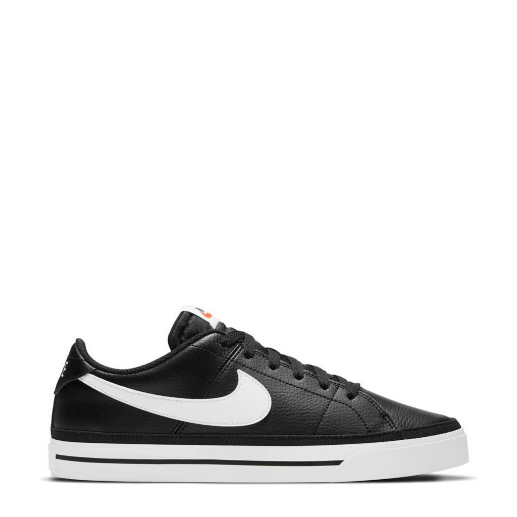 Nike Court Legacy sneakers zwart/wit, Zwart/wit