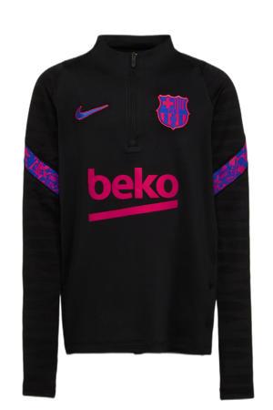 FC Barcelona sport T-shirt zwart