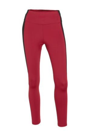 sportbroek rood/zwart