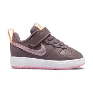 Court Borough Low 2 sneakers aubergine/roze